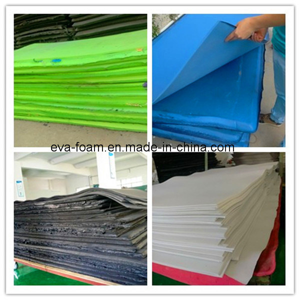 EVA Foam with Waterproof Shockproof Materials Used for EVA Sheet Closed Cell PE Foam Custom EVA in Sheet with Low Price