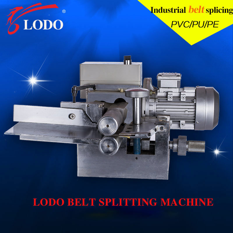 Holo 750W Belt Splitting Machine
