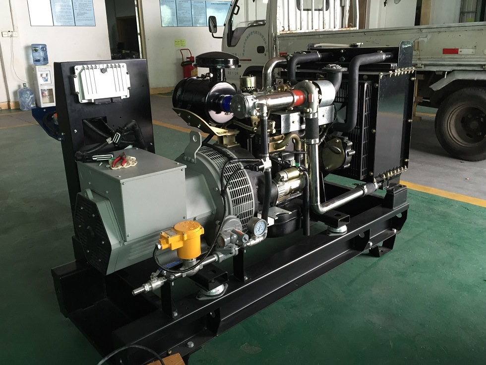 100kVA 80kw Yuchai Natural Gas Generator LPG Generator