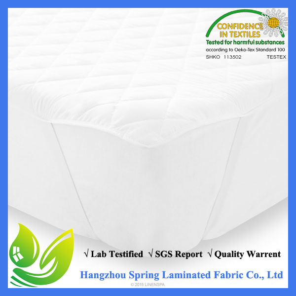 Waterproof Breathable Soft Jersey Mattress Protector