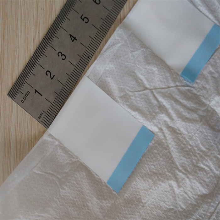 Wholesale Disposable Ultra Thick Plastic Back Pants Adult Diaper Manufacturer for Elderly Old People Hospital Senior