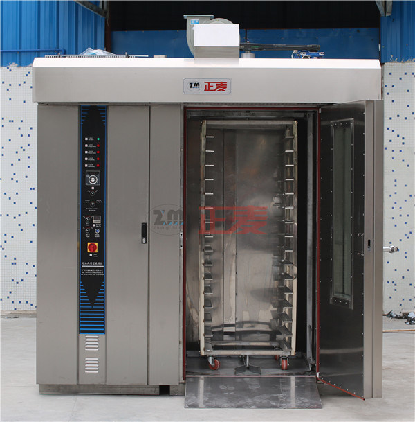 Rotary Gas Convection Rack Reck Oven Rotary (ZMZ-32M)