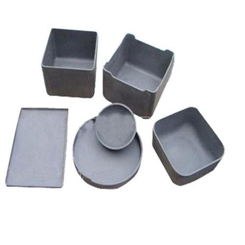 Reaction-Bonded Silicon Carbide Crucibles and Saggers