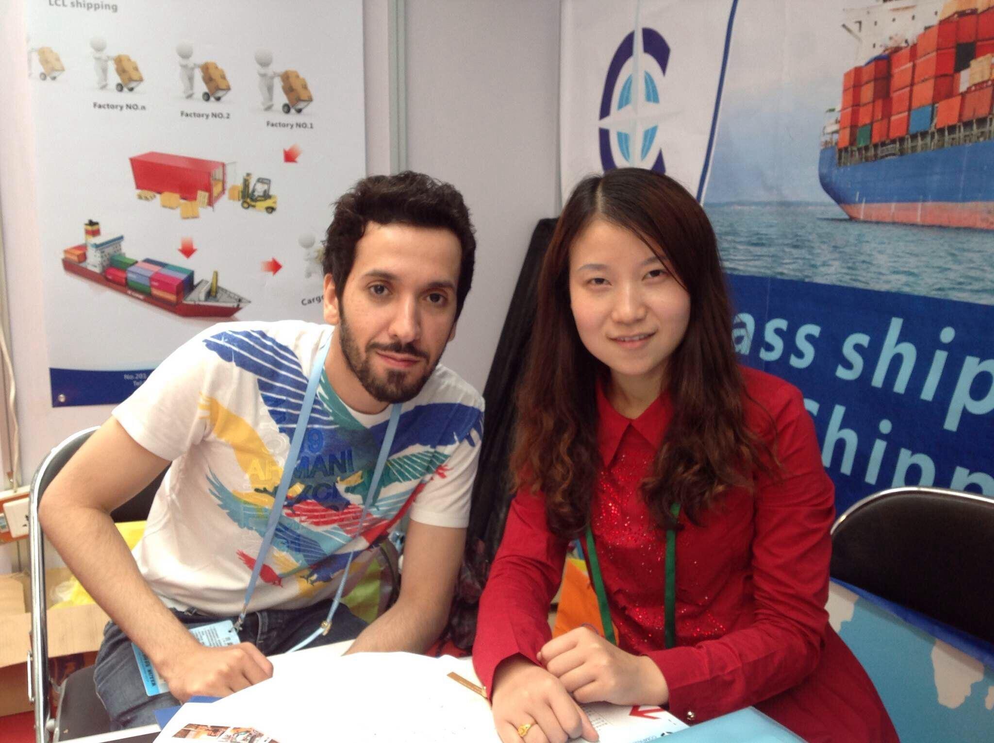 Canton Fair Logistics Service From China to Riyadh, UAE