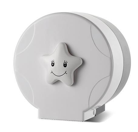 Plastic Cute Toilet Paper Roll Holder (KW-890)