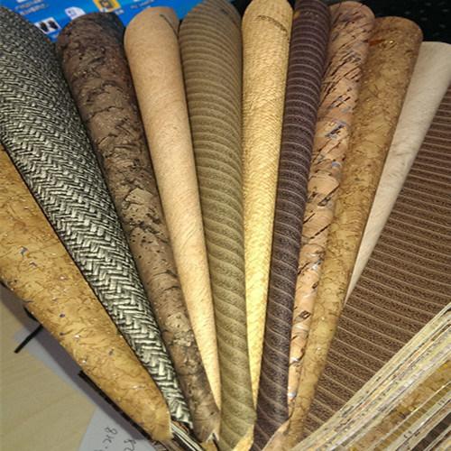 Woodgrain Synthetic PU Leather (HSM-HX14)