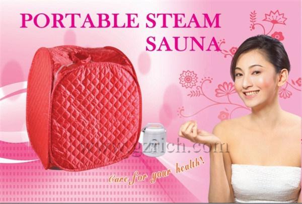 Portable Steam Sauna Room/ Sauna Steamer