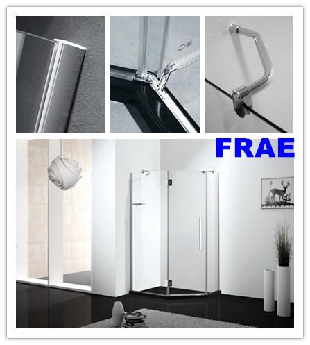 Bathroom Furniture Shower Door Sanitary Ware Glass Shower Door