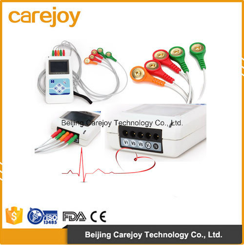 Factory Price Ce Approved 3-Channel 24-Hour Holter (Cardioscope CS-3CL) -Fanny