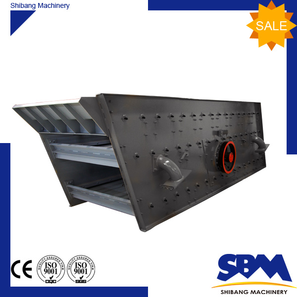 High Efficient Quarry Vibrating Screen Machine
