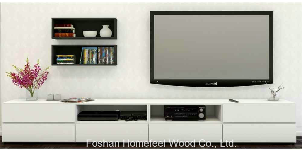 China Modern Living Room White Wooden Tv Stand Cabinet Tvs18 Photos Pictures Made In