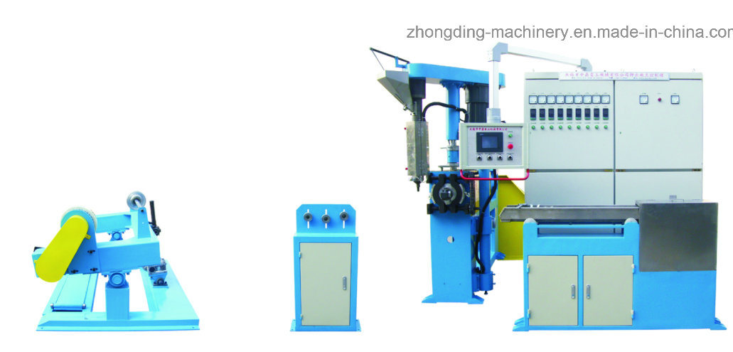 High-Precision Fluorine Plastic Teflon (High temperature) Extrusion Machine