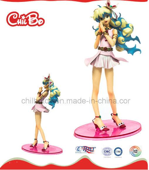 Plastic Anime Honey Action PVC Figurine (CB-PF002J)
