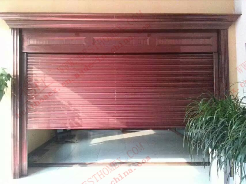 Heavy Duty Aluminum Roller Shutter Door (BH-SD01)