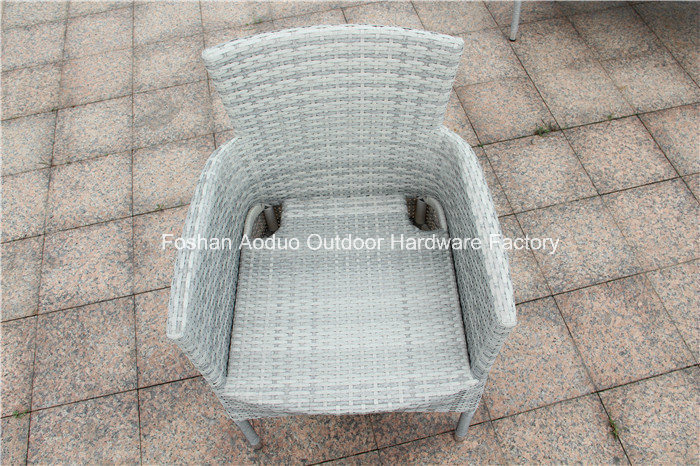 Outdoor Garden Rattan Wicker Stackable Sofa