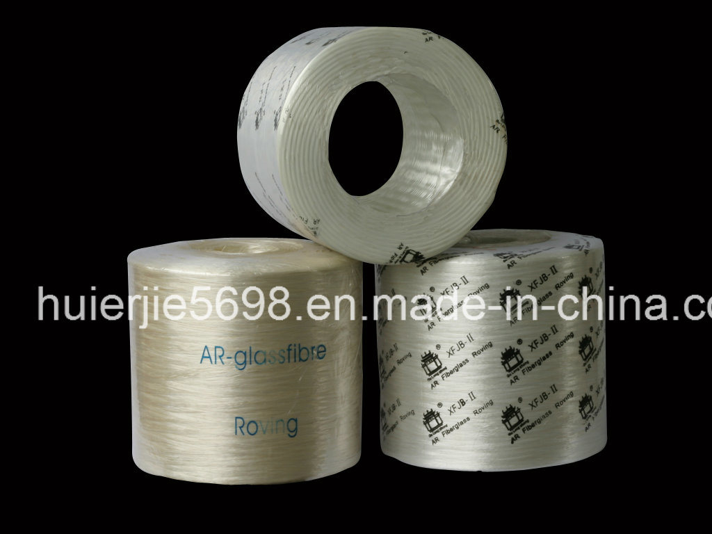 Ar Glassfibre Spray Roving Zro2 16.5% for Grc