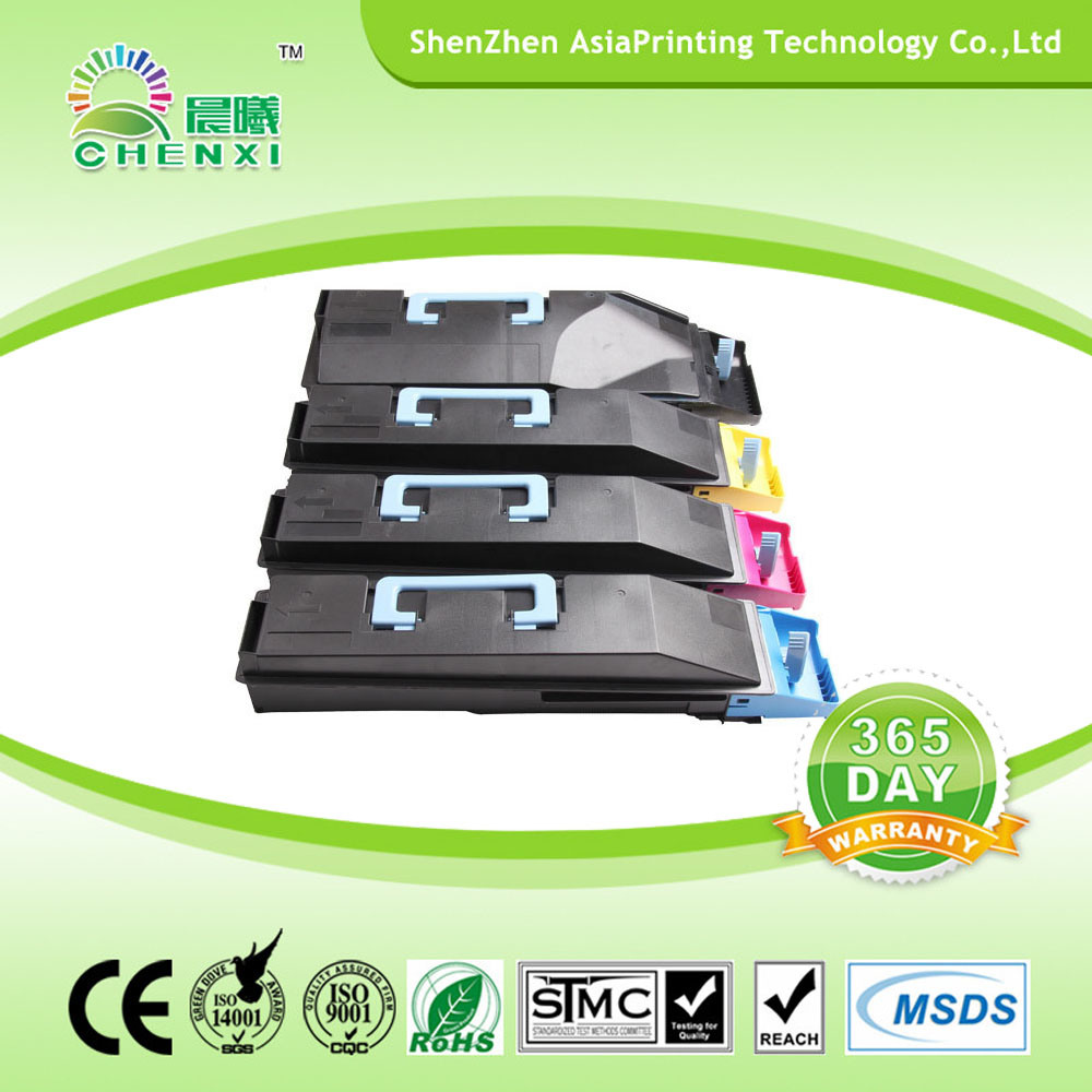 Tk859 New Compatible Toner Cartridge Tk859k/Y/M/C for Copiers Taskalfa 400ci, Taskalfa 500ci, Taskalfa 552ci