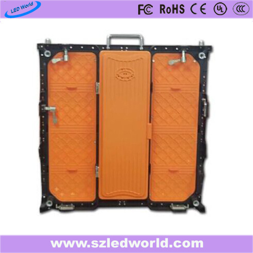 Slim Die-Casting P4 Rental Indoor/Outdoor Full Color LED Display Panel for Stage Performance