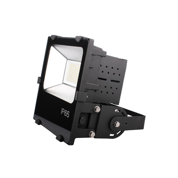 150W Philip Source LED Flood Light with Meanwell Driver and Smart Cooling System