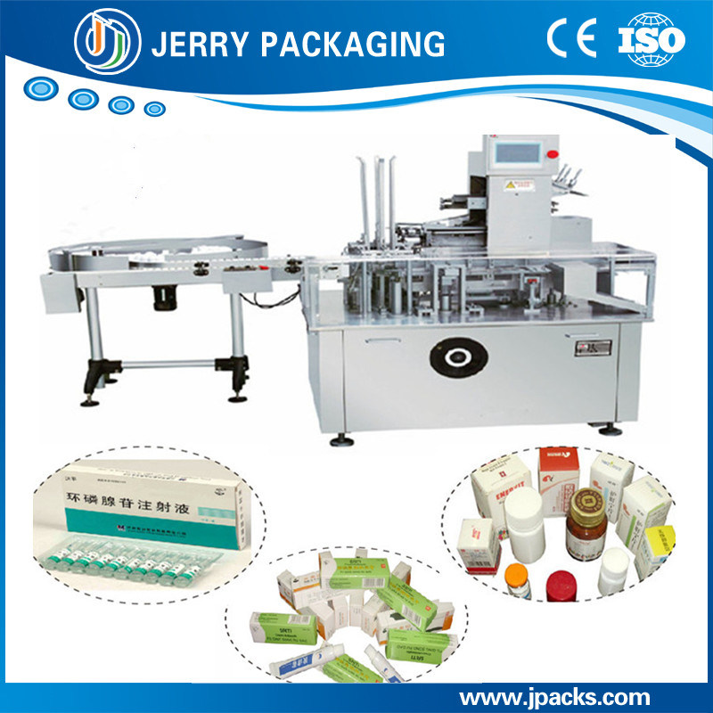 Automatic Blister or Injection Cartoning Machine
