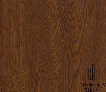 Wooden Grain PVC Film for PVC/ Aluminium Profiles