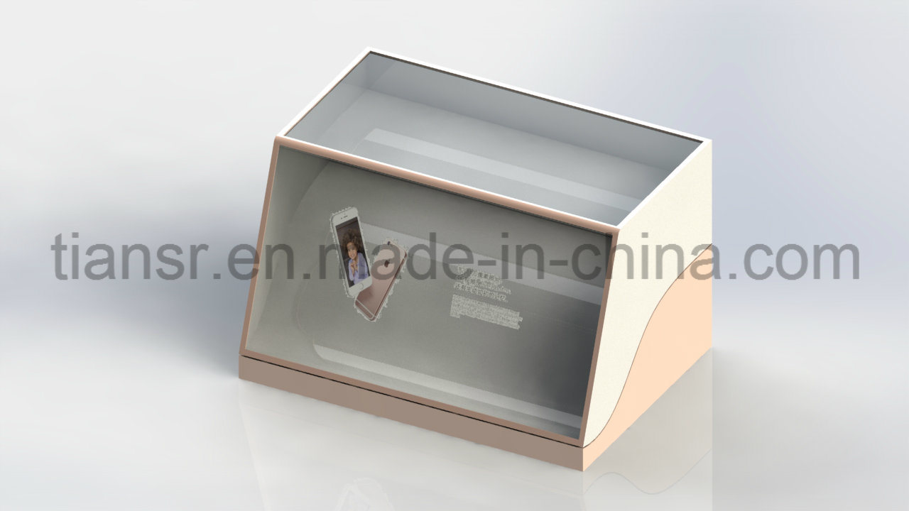 22 Inch Transparent LCD Display Box
