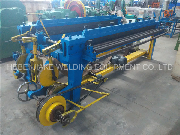 Nw Hexagonal Wire Mesh Weaving Machine