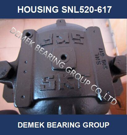 SKF Split Plummer Block Housing Snl Series Snl520-617