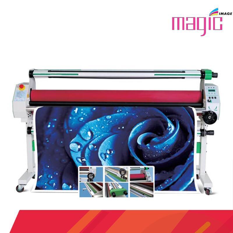 Heat Assist Cold Lamination Machine (MC-1700M1)