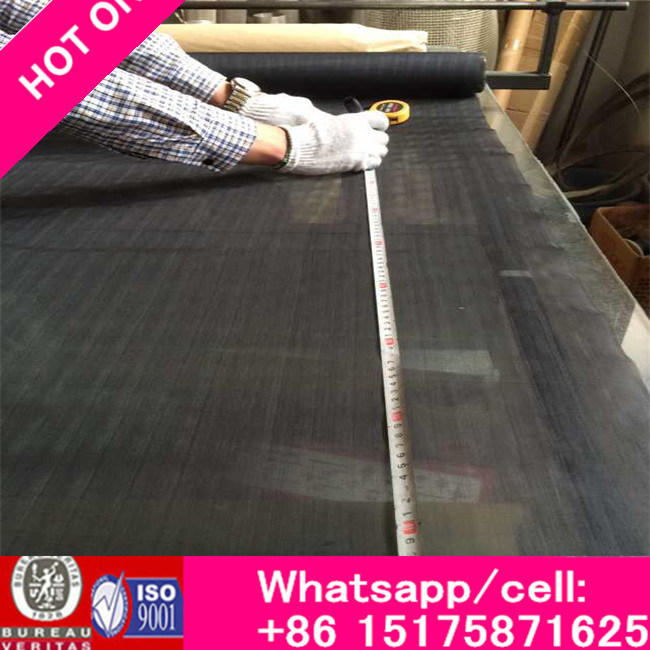 Rich Tungsten Wire Mesh / Tungsten Wire Cloth / Tungsten Wire Netting