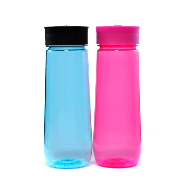 650ML Massage Tritan Water Bottle, Plastic Water Bottle, Sport Bottle