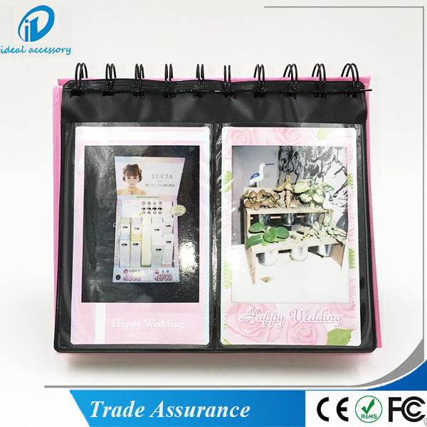 68 Pockets Desk Calendar Style Fujifilm Instax Mini Polaroid Film Photo Picture Album