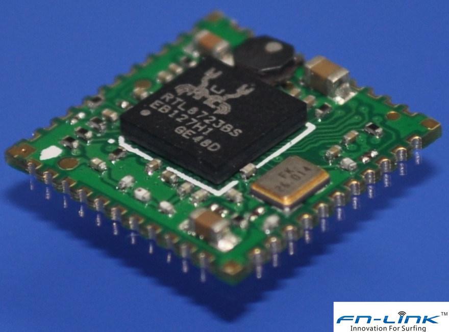 Realtek Combo LGA Module (RTL8723BS-VD