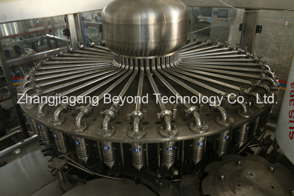 3-in-1 Hot Juice Pet Bottle Bottling Machine Production Line