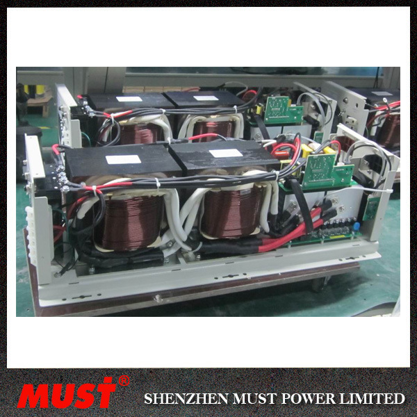 <Must> High Performance Low Frequency 1kw-6kw Pure Sine Wave Power Inverter for Solar System