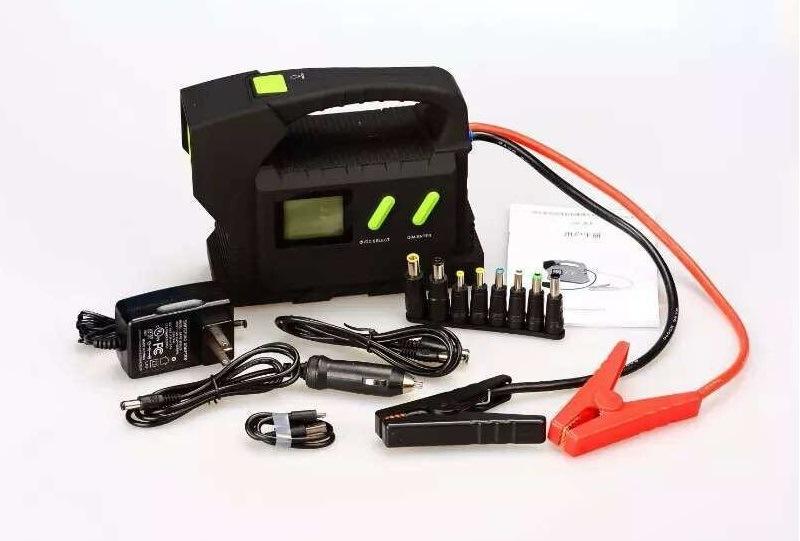 Portable 26600mAh Multifunction 24V Vehicle Car Engine Auto Jump Starter (JS-K88)