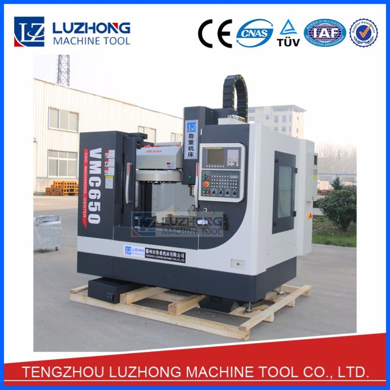 Precision 5 Axis Metal Machining Center (VMC650) CNC Milling Machine