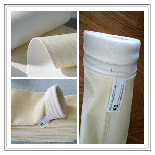 100% Asphalt Plant Nomex Air Filter Sock