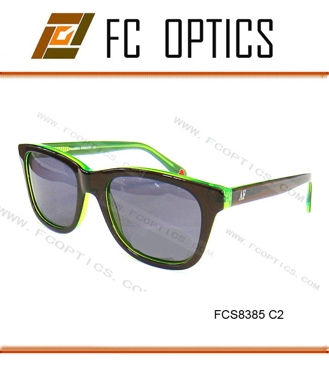 Classic Simple Glasses in Fashion Neon 5 Colors