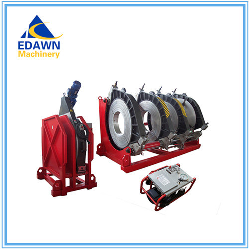 Shr-800 Model Butt Fusion Machine Hydraulic HDPE Pipe Welding Machine