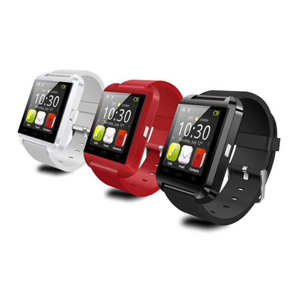 U8 Wrist Smart Digital Health Automatic Watch with Bluetooth Bracelets
