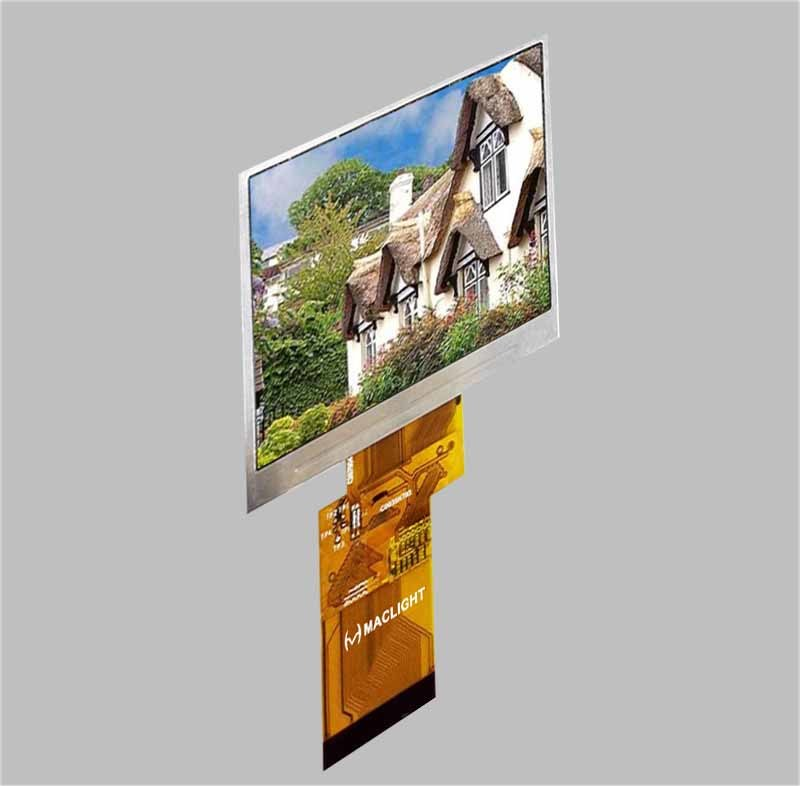 3.5′′ TFT LCD Module Display with 320X240 Resolution