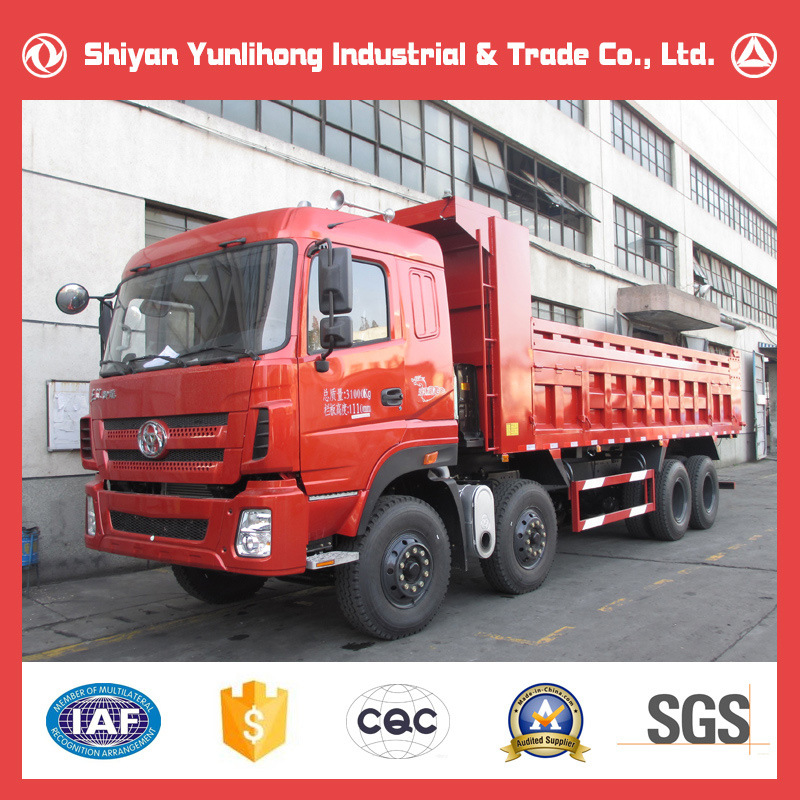 50 Ton Heavy Duty Minning Wholesale Steyr 8X4 Dump Truck