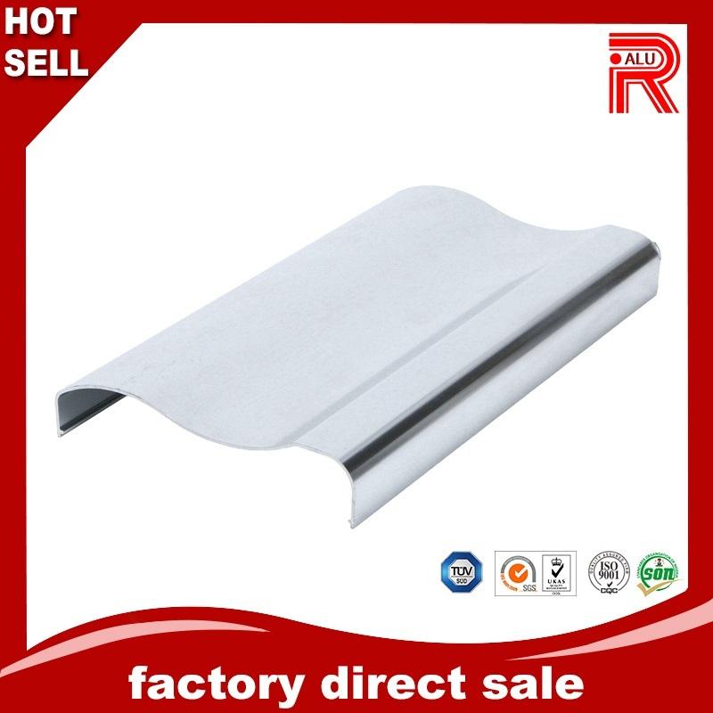 Aluminium/Aluminum Extrusion Profile for Polishing/Bright Light