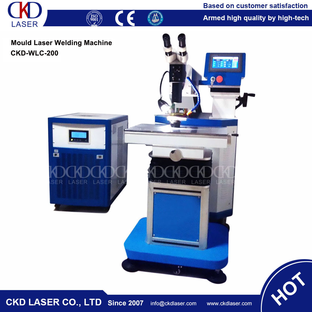 Stainless Steel Tube Mould Seam Laser Welding Machine