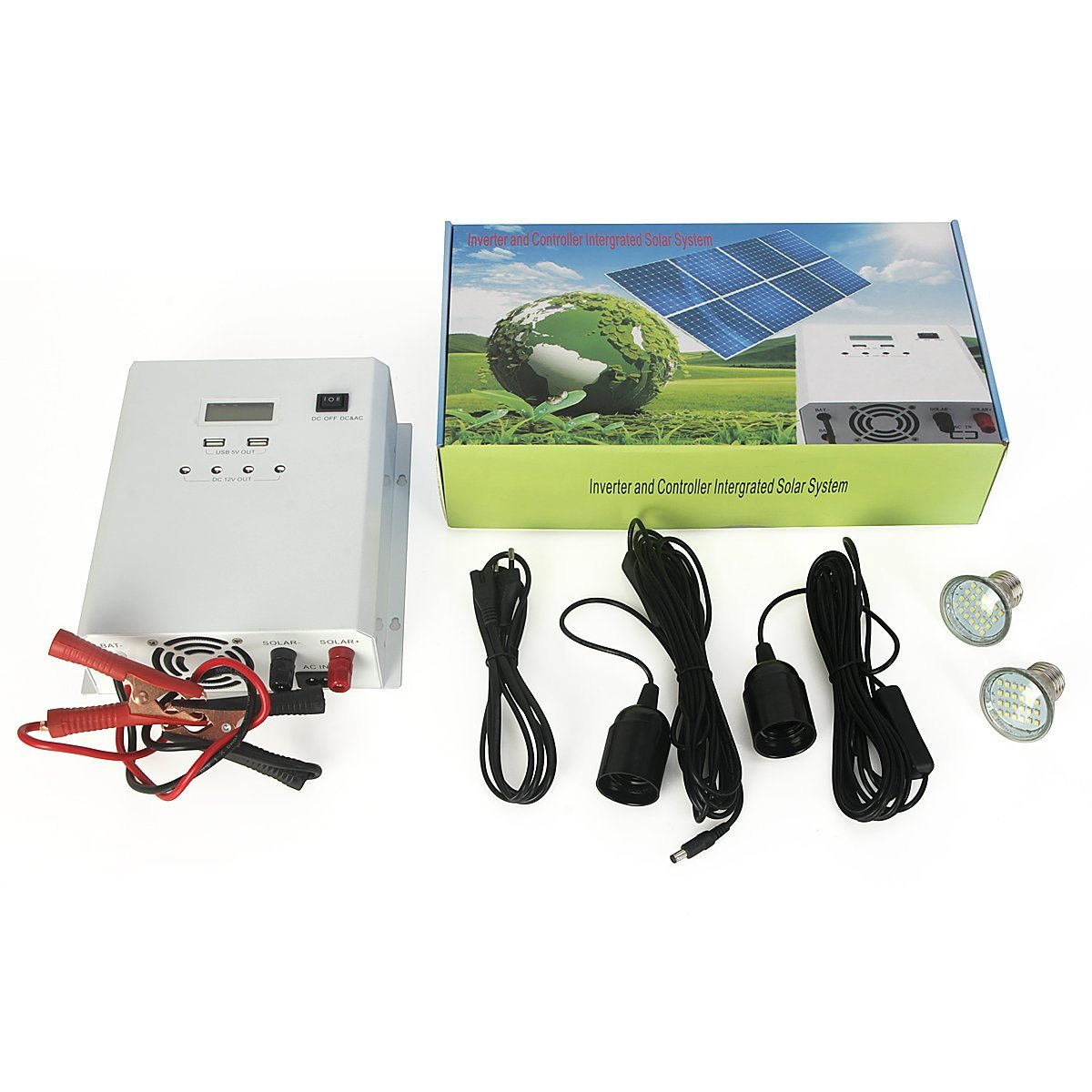 500W High Frequency off Grid Solar Inverter