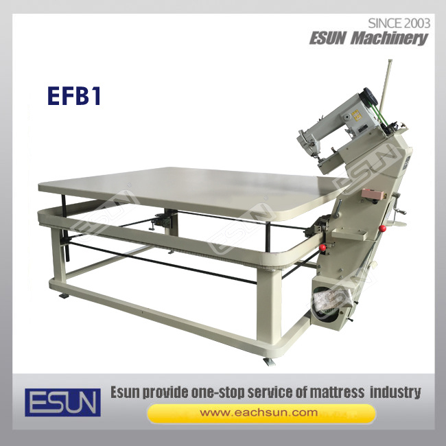 Efb1 Fixed Table Tape Edge Sewing Machine