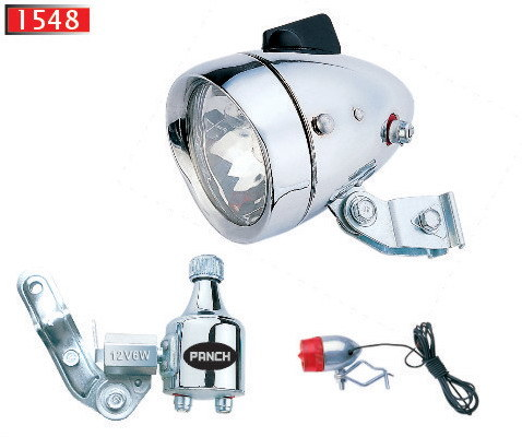 Light Generator For Bicycle Bicycle Dynamo Light 1548