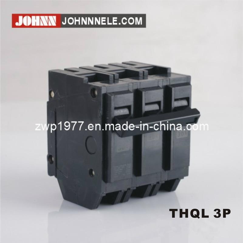 Ge Thql Series Miniature Circuit Breaker