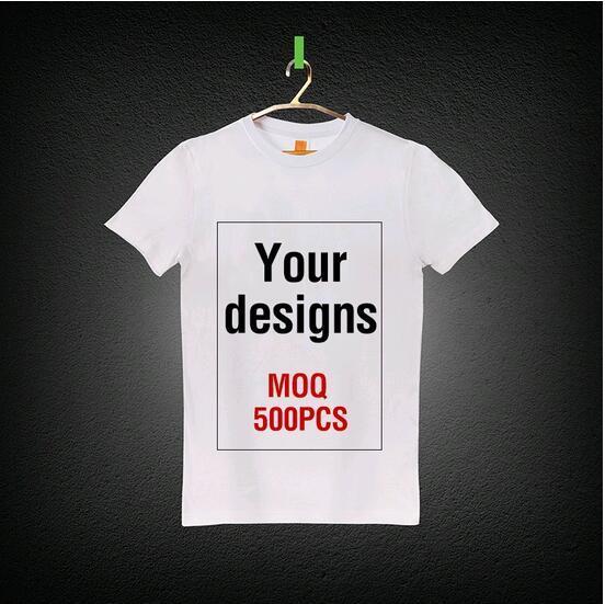 Custom Cotton Printed T-Shirt for Men (M109)